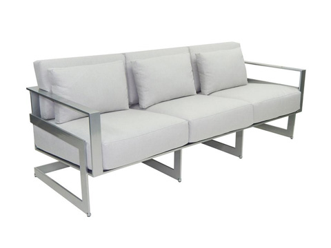Image of Eclipse Cushioned Sofa