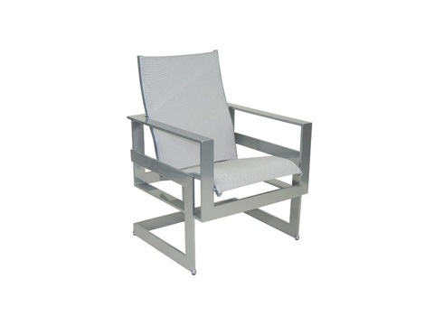 Image of Eclipse Sling Dining Chair