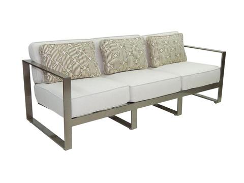 Castelle - Park Place Cushioned Sofa - 2214T