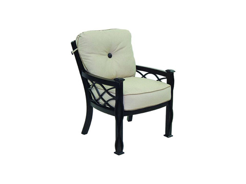 Image of La Reserve Cushioned Dining Chair