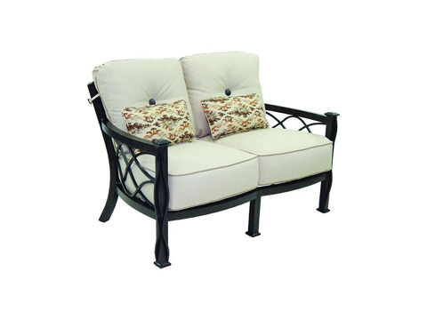 Castelle - La Reserve Cushioned Loveseat - 2511T