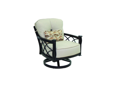 Image of La Reserve Cushioned Lounge Swivel Rocker
