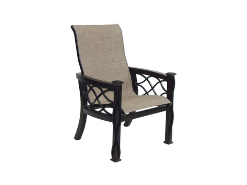 Image of La Reserve Sling Dining Chair