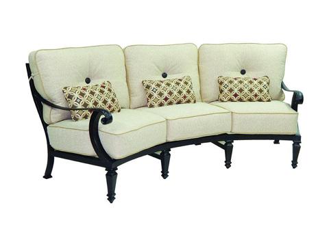 Image of Bellagio Crescent Sofa