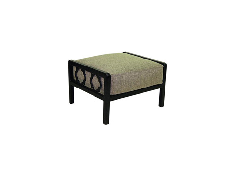 Image of Belle Epoque Cushioned Ottoman