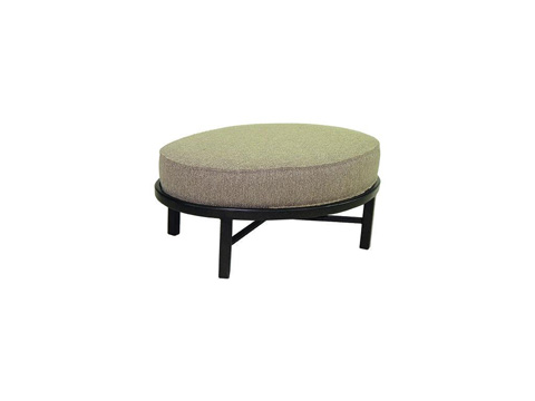 Image of Belle Epoque Oval Ottoman