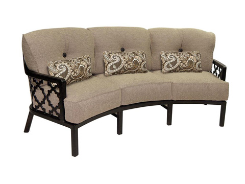 Image of Belle Epoque Crescent Sofa
