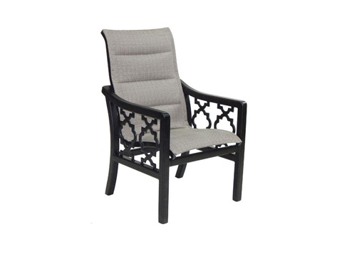 Image of Belle Epoque Padded Sling Dining Chair