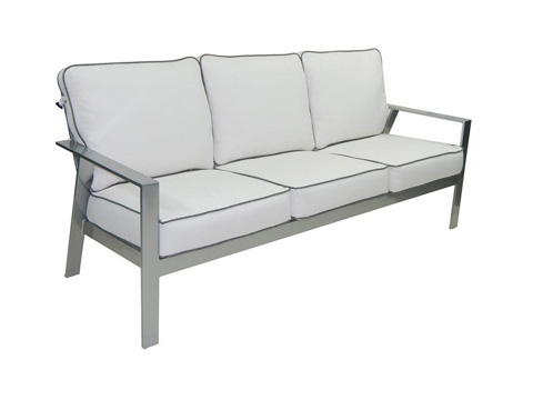 Image of Trento Cushioned Sofa