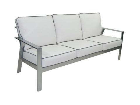 Image of Trento Cushioned Sofa