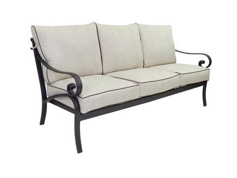 Castelle - Heritage Cushioned Sofa - 4514T