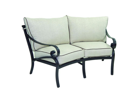 Image of Heritage Crescent Loveseat