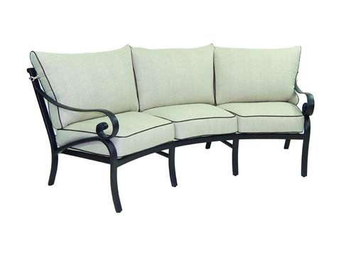 Image of Heritage Crescent Sofa