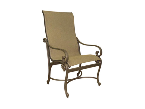 Image of Heritage Sling Dining Chair