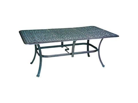 Castelle - Sienna Rectangular Dining Table - DRD72