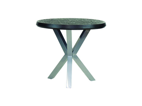 Image of Round Bar Height Table