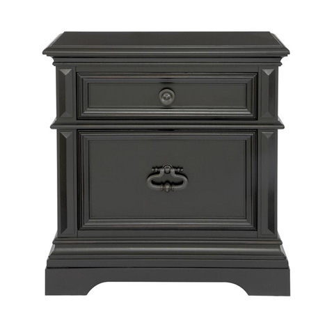 Image of Brookfield Two Drawer Nightstand