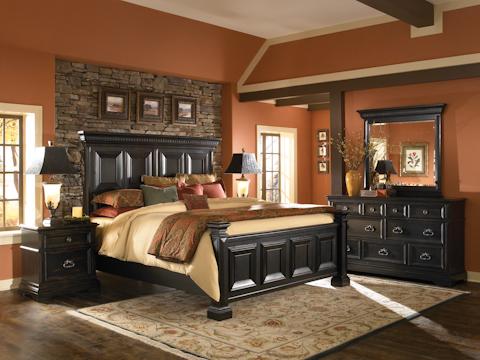 Image of Brookfield Bedroom Set