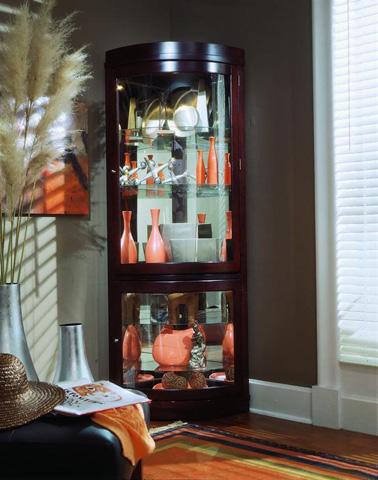 Image of Chocolate Cherry Corner Curio