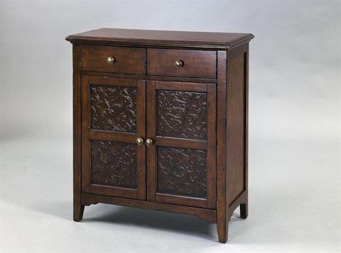 Pulaski - Smiley  Two Door Accent Cabinet - 517242