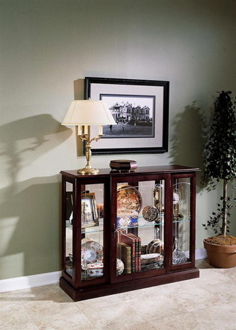 Image of Ridgewood Cherry Console