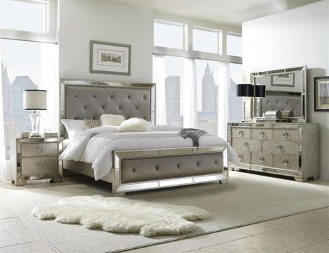 Pulaski - Farrah 6/6 Complete Bed - 395180 BED