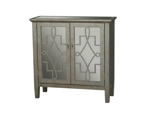 Pulaski - Art-Nouveau Inspired Accent Chest - DS-730110