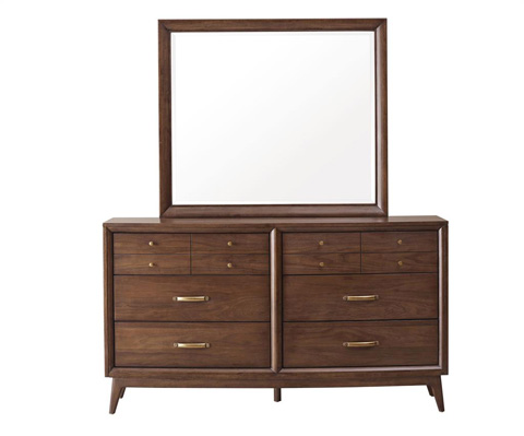 Pulaski - Modern Harmony Mirror - 403110