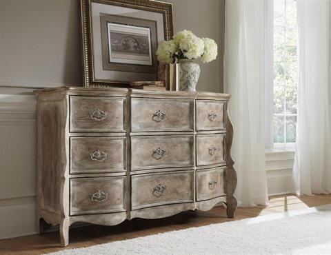 Pulaski - Dresser - 208045
