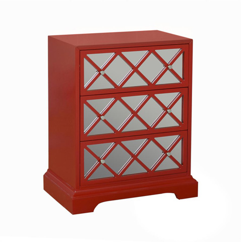 Pulaski - Chairside Cabinet - 766010