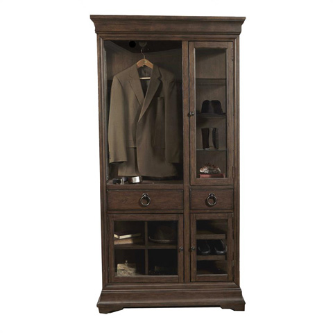 Image of Lindale Curio Armoire