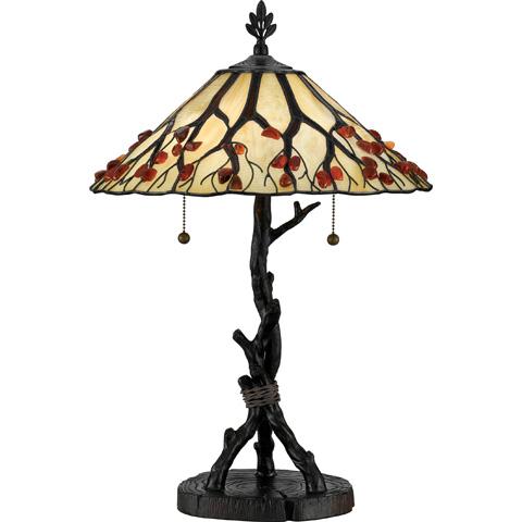 Quoizel - Agate Portable Table Lamp - AG711TVA