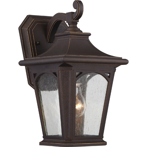 Quoizel - Bedford Outdoor Lantern - BFD8407PNFL