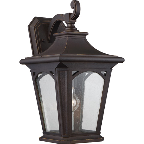 Quoizel - Bedford Outdoor Lantern - BFD8410PNFL