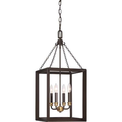 Quoizel - Brook Hall Foyer Piece - BKH5204WT