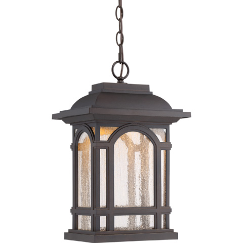 Quoizel - Cathedral LED Outdoor Lantern - CATL1911PN