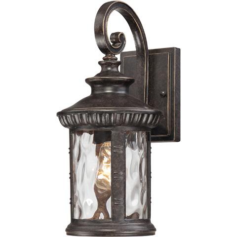 Quoizel - Chimera Outdoor Lantern - CHI8407IB