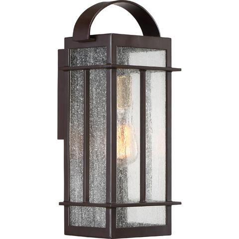 Quoizel - Crestview Outdoor Lantern - CVW8407WT