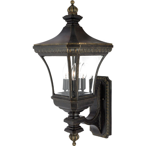 Quoizel - Devon Outdoor Lantern - DE8960IB