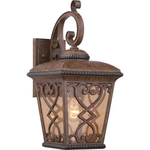 Quoizel - Fort Quinn Outdoor Lantern - FQ8409AW