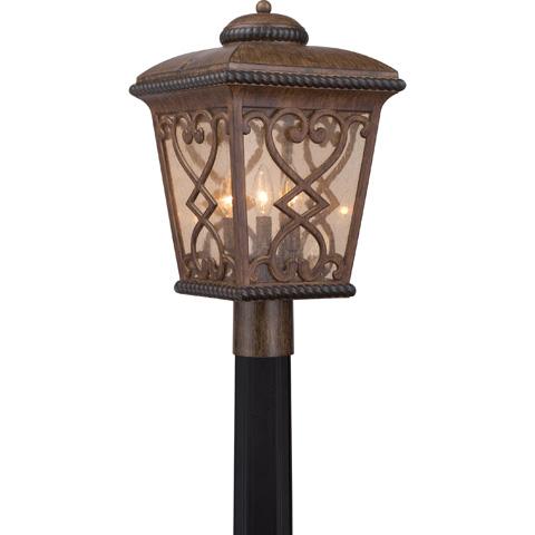Quoizel - Fort Quinn Outdoor Lantern - FQ9011AW