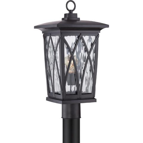 Quoizel - Grover Outdoor Lantern - GVR9010KFL
