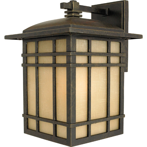 Quoizel - Hillcrest Outdoor Lantern - HC8409IBFL