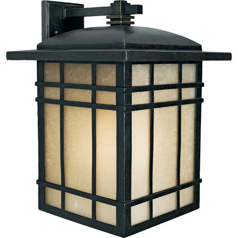 Quoizel - Hillcrest Outdoor Lantern - HC8413IBFL