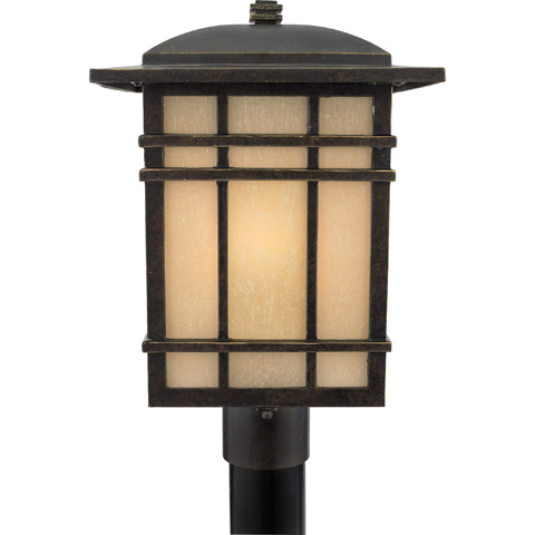 Quoizel - Hillcrest Outdoor Lantern - HC9011IB