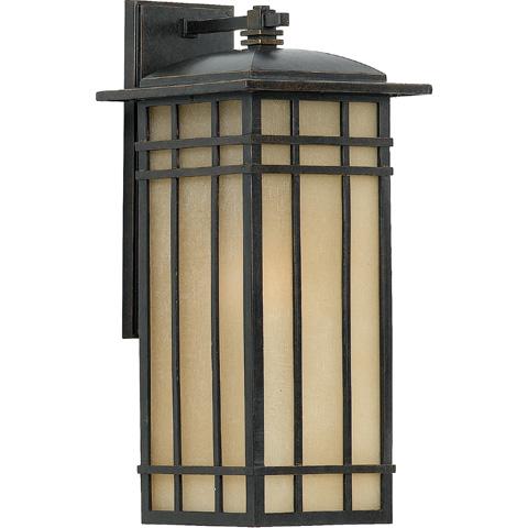 Quoizel - Hillcrest Outdoor Lantern - HCE8509IBFL