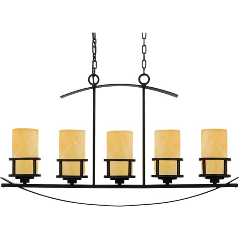Quoizel - Kyle Island Chandelier - KY540IB