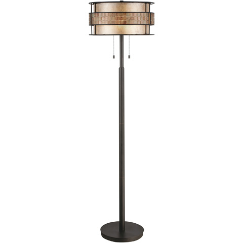 Quoizel - Laguna Floor Lamp - MC842FRC