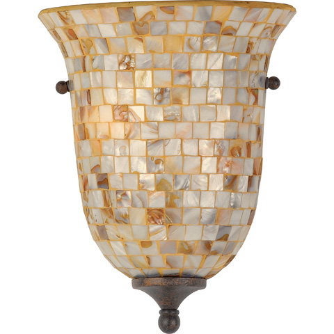 Quoizel - Monterey Mosaic Wall Sconce - MY8801ML