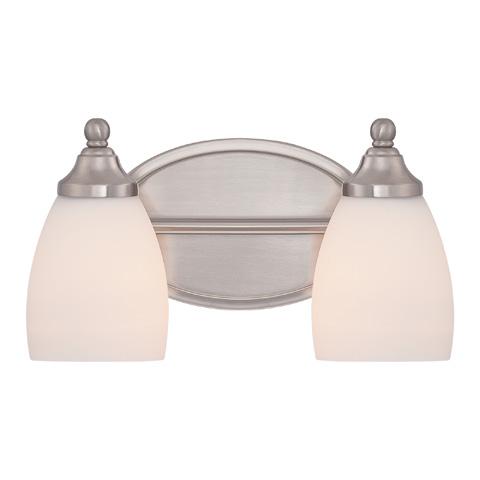 Quoizel - North Gate Bath Light - NGT8602BN